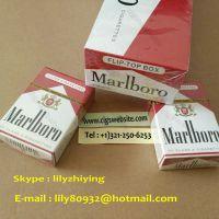 Red Cigarettes, MB Filtered Hard Packed Red Regular Cigarettes