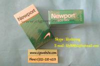 Wholesale Price Online Sale Full Flavor Long NP Box Menthol 100s Cigarettes
