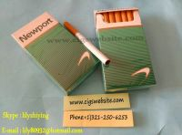 Box 100s Menthol New port Long Cigarettes With Best Price Online Wholesale