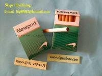 Menthol Short Cigarettes, 2017 Newly Economic Worldwide Popular Relaxing Tobacco, NP Menthol Regular Cigarettes