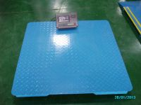 Floor scale, loadometer scale, platform scale, industry use weighing scale