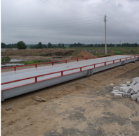 Pitless truck scale, pitless weighbridge from China for sale