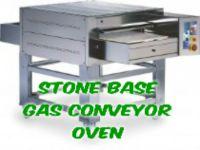 STONE BASE PIZZA CONVEYOR OVEN - GAS VERSION
