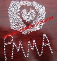 PMMA plastic raw material/PMMA granules/PMMA resin/PolymethylMethacrylate/PMMA price