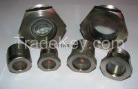 Sell fused sight glass, fused sight window, oil sight glass plugs