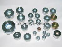 Hydraulic steel drain plug, SAE Steel plug, hydraulic pipe plug, steel drain plug