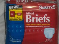Adult diapers Tyco Brand