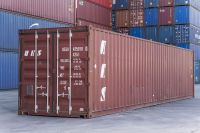 Empty 40ft container