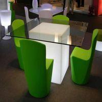 OEM rotomolding plastic chair/ plastic furniture