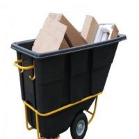 OEM customized rotomolded plastic tilt truck /OEM fabricated cast trolly/ dump truck