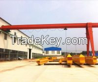 Half Gantry Crane with Hoist for Workshop Semi Gantry Cranes