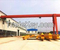 Half Gantry Crane with Hoist for Workshop Semi Gantry Cranes