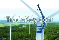 8ton-12ton Wind Power Generator Maintenance Crane for sale