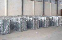 sell High Quality Pure Aluminum Ingot 99.7 A7