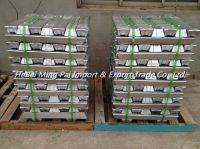 sell Best Price High Quality Aluminium Ingot A7