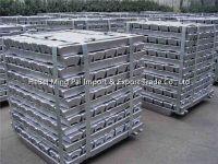 sell aluminum ingots 99.7% from supplier