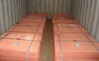 Copper Cathode 99.99%.