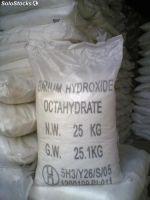 BARIUM HYDROXIDE (OCTAHYDRATE)  AR EXTRA PURE