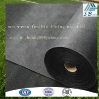 Clearance 100% polyester chemical bond nonwoven fabric