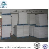 Free samples to be test nonwoven toe puff chemical sheet