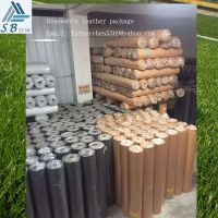 Stock of 1.0mm composition recycle leather for belt