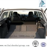 Needlepunched Nonwoven  fabric for car decoration