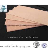 safety shoe material nonwoven insole for shoe making material