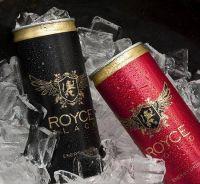 Royce Gold Energy Drink