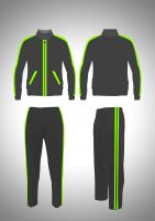 Branded Unisex Track Suit