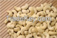 Cashew NutS all grade w240, w320, w450, ws and LP