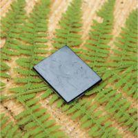 Rectangular shungite phone plate 30x40 mm (1, 6x1, 2x0, 2 inches)