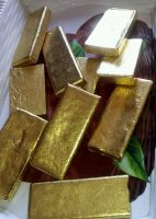 GOLD DORE BARS TRIAL SHIPMENT