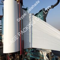 Pure White film, 750mm25mic1800m, LLDPE Agricultural Stretch Wrap Film/Stretch Film for Silage Wrapping