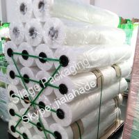 Green Color, Soft adhensive Stretch Film Type, Japan Silage Film, Stretch Wrap film for Wrapping Use