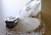 Refined Cooking Salt