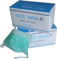 N95 3-Ply Food Industry Disposable Face Mask