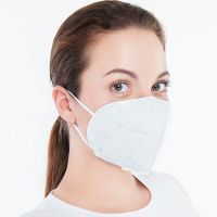 Medical Disposable surgical products face mask 3 layers individual