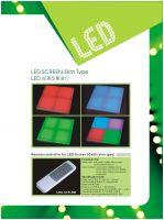 LED Screen Slim Type