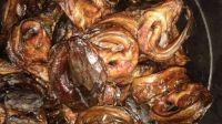 Thailand dried catfish