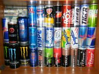 RB Energy Drinks Available