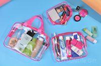 Waterproof PVC  Transparents Cosmetic Bags Makeup Bags Wholesale or Custom