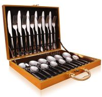 Dinnerware Gift Sets Corporate Gift Business Gift  Stainless Steel Knife &Fork Dinnerware Suits
