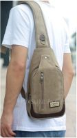 Canvas Travel bags   backpack   outdoor chest bags