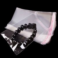 Apparel Packaging Custom-made OPP Bags Food Bags Envelope Paste Bags