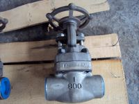 Sell Forged Alloy Steel Gate Valve-SW End