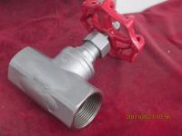 Sell API600 NPT Threaded Type Ball Valve