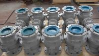 Sell API 6D Worm Gear Ball Valve