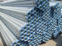 Sell Seamless Carbon Steel Galvanized Steel Pipes