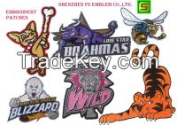 Best embroidery patch factory