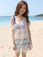 7 Colors Sexy Women Mini Beach Dress